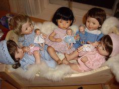 Dollmaker Brit - 27,5 cm Dianna Effner dolls