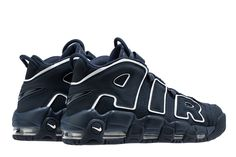 1be0aca8a84 Nike Air More Uptempo to Release in Dark Blue - EU Kicks Sneaker Magazine Nike  Air