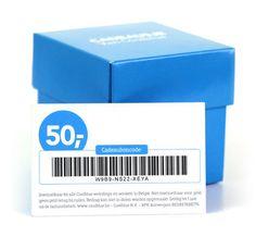 Coolblue Cadeaukaart 50,- - 1