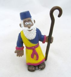 African American Shepard Nativity Scene Manger Figurine Figure Christmas Decor