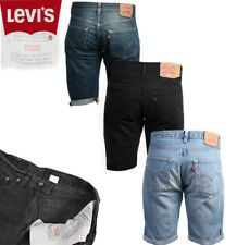 7b0cfee5ca MENS LEVIS SHORTS LEVI STRAUSS VINTAGE DENIM CUT OFF ROLLED UP GRADE A  W24-W40