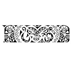 34 Best Polynesian Armband Tattoos Tribal Stencil Images In 2017