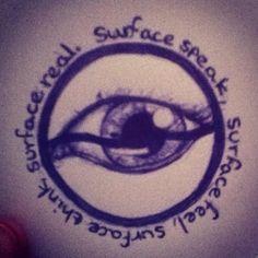 Skulduggery pleasant reflection symbol  (Art: chinasorrowsvevo)