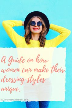 A Guide on how women can make their dressing styles unique - iKreate Passions New Moms, Breastfeeding, Fashion Forward, Dads, Dressing, Passion, Canning, Lifestyle, Support Groups