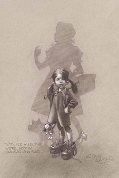 Toto, I've a Feeling We're Not in Kansas Anym by Craig Davison. Available from Artworx Gallery, Shropshire, UK. www.artworx.co.uk