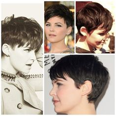 A well-cut short shape should be versatile, easy to style, and unique. Ginnifer Goodwin's is the quintessential example. Whether she wears it sleek or tousled, textured or smooth, her classic shape...