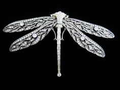 Magnificent Huge Crystal And Rhinestone Dragonfly Brooch Pin by FrivolousIndulgences on Etsy https://www.etsy.com/listing/474688477/magnificent-huge-crystal-and-rhinestone