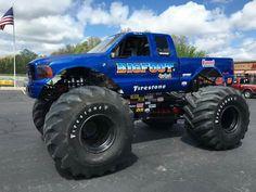 BIGFOOT THE ORIGINAL MONSTER TRUCK. #MonsterTrucks