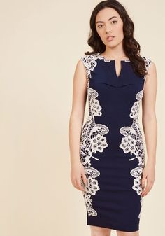 5fc01db9acd Lakeside Libations Sheath Dress