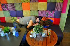 Eoin Macken, Asleep again, adorable