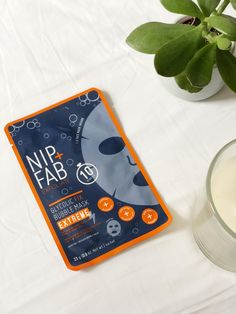 Nip + Fab Bubble Mask Review - www.adizzydaisy.com