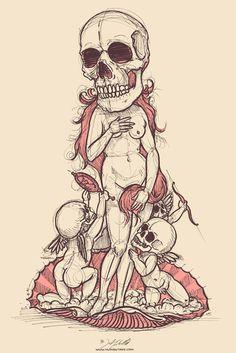 BIRTH OF VENUS...  by Jeral Tidwell