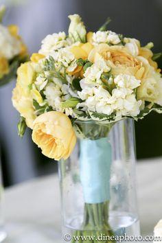 Tiffany Blue & Yellow