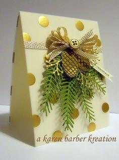 CC643 DT Sample- Karen's card