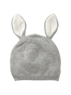 Peter Rabbit™ bunny ears hat | Gap  - someone PLEASE tell me its ok to go ahead and buy this for a baby that I don't have