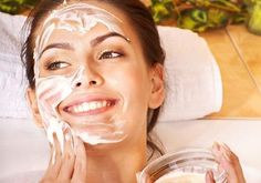 5 DIY Recipes for Glowing Skin: Looking for an anti-aging skin oasis? Look no further than your kitchen cabinets