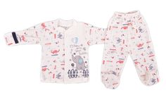 Бебешки комплект - пижама 0266