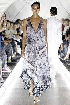 Threeasfour Spring 2007 Ready-to-Wear Fashion Show - Davina Mulimbi