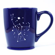 Orion Constellation Mug - Bread and Badger Gifts