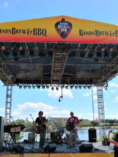 SeaWorld – Bands, Brews, & BBQ – Last Weekend! #SeaWorldBBQ