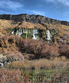 Thousand Springs Park, Idaho