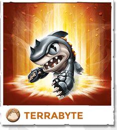 Terrabyte - Skylanders Trap Team Video Game Official Site