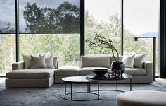 """Slettvoll on Instagram: """"Maddox modulsofa er laget for å gi deg friheten til å forvandle et rom til et hjem. Friheten til å skape et sted som passer perfekt til deg…"""" Interior Design Living Room, Living Room Designs, Living Room Decor, Interior Decorating, Decorating Ideas, Contemporary Furniture, Cool Furniture, Outdoor Furniture Sets, Modul Sofa"""