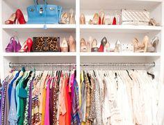 What a closet.