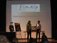 2012 regional -finals (presenting on stage)