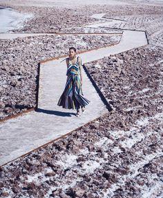 Romy Schonberger for Harper's Bazaar US