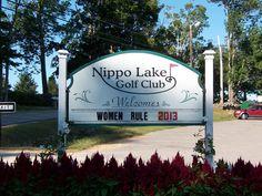 Nippo Lake GC, Barrington, NH