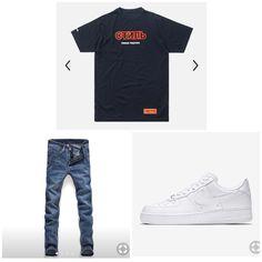 Boys Fashion Dress, Teen Boy Fashion, Nike Fashion, Sneakers Fashion, Mens Fashion, Swag Outfits Men, Men's Outfits, Trendy Outfits, Cool Outfits