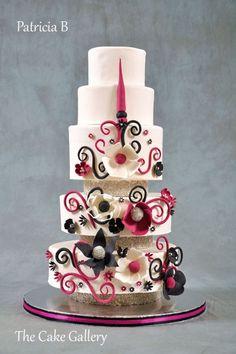 Wedding Cake Photos | The Cake Gallery Omaha