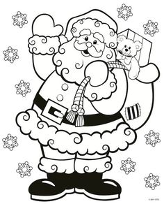 free printable christmas coloring pages by sherry clapp adult coloring pages pinterest free printable free and crafts - Free Xmas Coloring Pages