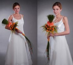 Bride   Bouquet   Flowers   Bukiet Slubny - Berlo   www.kaja.lebork.pl