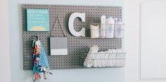 Idee per organizzare e decorare la nursery