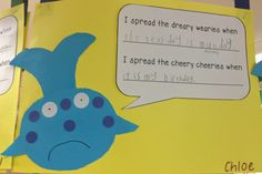 Love, Laughter and Learning in Prep!: The Pout Pout Fish!
