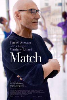 Patrick Stewart in Match