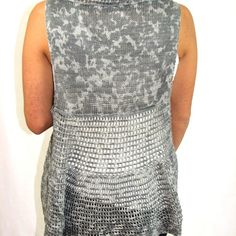 Mystree Vest. Great piece for fall!