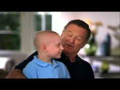 This video was made with Robin Williams and Quincy Russell, who was one of my first little patients I cared for during my time at St. Jude. Sadly, neither of these beautiful people are with us any longer. ❤️