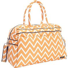 Jenni Chan Madison Soft Gym Duffel Orange *** Be sure to check out this awesome product.