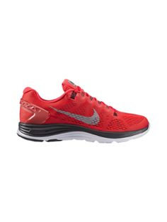 The Nike LunarGlide+ 5 Men's Running Shoe.