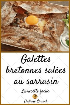 Batch Cooking, Cooking Recipes, Healthy Recipes, No Salt Recipes, Cake Recipes, Crêpe Recipe, Galette Recipe, French Crepes, Fodmap Recipes