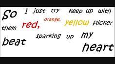 Lorde Yellow Flicker Beat Lyric