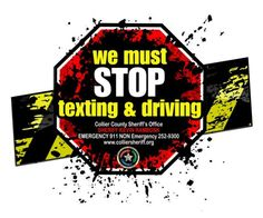 23% of traffic accidents in 2011 involved cell phones. That's 1.3 million crashes last year.                                                                                                         Do your part!  1. Promise that you won't text & drive   2. Your voice counts. Be heard.   Support the creation of a law that bans texting & driving in Florida.