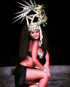 Lehia Mama #CulturePF #Tahiti