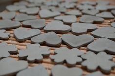 Lavorazioni elementi in cotto #bijoux #gioielli in ceramica #hanmade