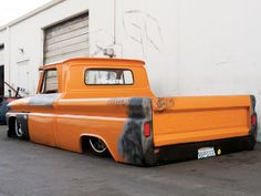 How about some pics of bagged - Page 6 - The 1947 - Present Chevrolet & GMC Truck Message Board Network Chevy Pickup Trucks, Classic Chevy Trucks, Chevy C10, Chevy Pickups, Chevrolet Trucks, Bagged Trucks, Lowered Trucks, C10 Trucks, Hot Rod Trucks