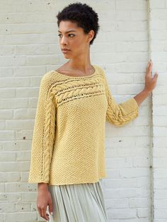 Niche sweater by Norah Gaughan