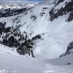 #powderday #skiing #backcountry #altalakes #telluride